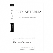 Lux Aeterna (Helen Ostafew) multi-copy digital edition
